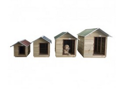 Wooden_Kennel_-_Gable_Roof