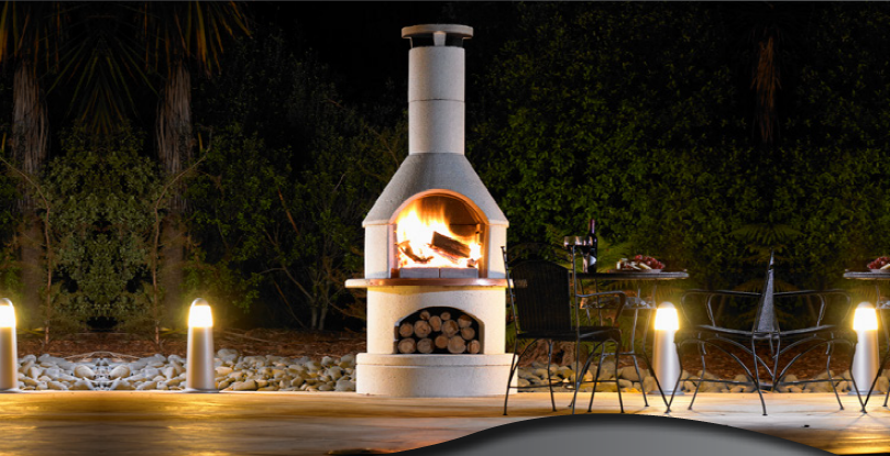 Buschbeck Pizza Ovens BBQ Fireplaces | Melbourne | Tipples ...